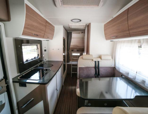 Autocaravana nueva Ocean 651