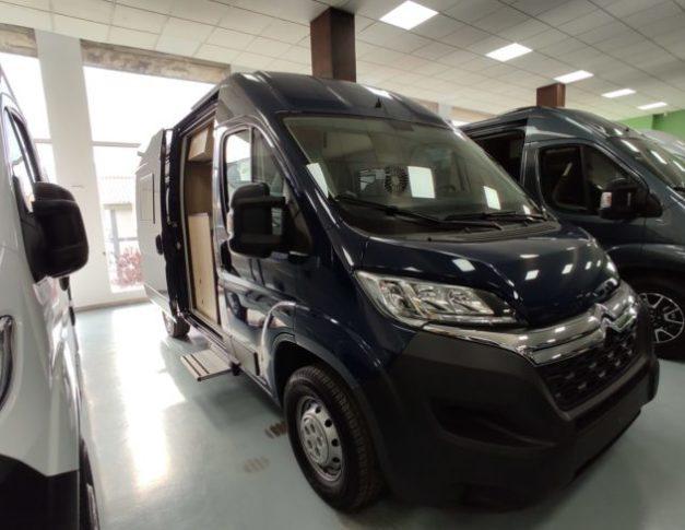 Furgoneta camper nueva Clever Vans Cleverly 540