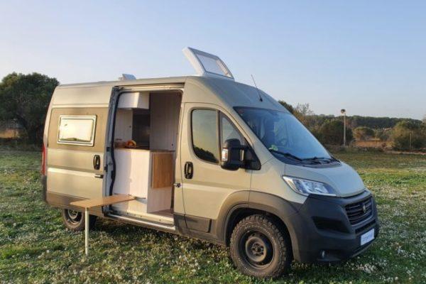 Camperizaciones de furgonetas camper en Santa Oliva