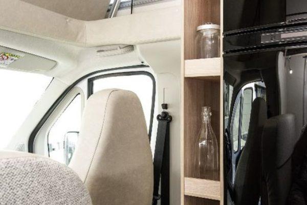 Autocaravana de segunda mano Giottiline Siena 440