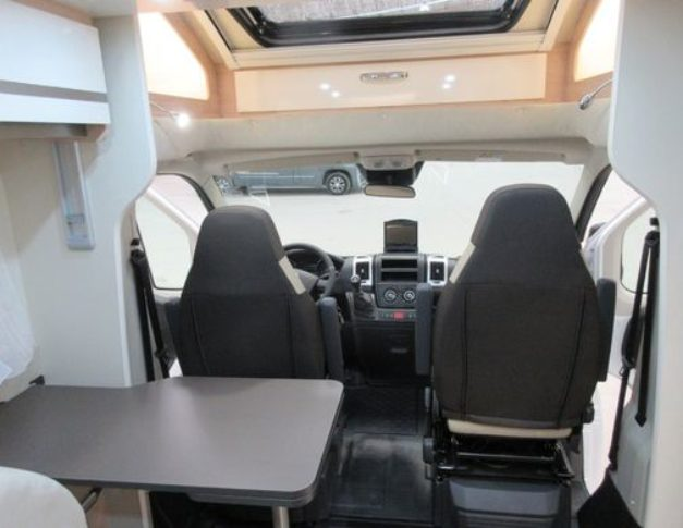 Autocaravana nueva Giottiline Siena 330