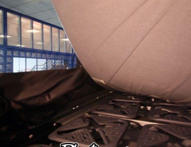 Camper nueva Ford Nugget Westfalia Techo Elevable