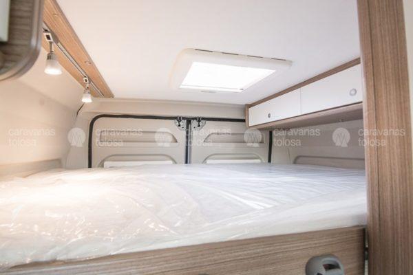 Furgoneta camper de alquiler Carado 601 Clever+ Edition