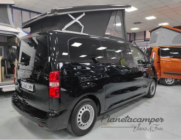 Camper nueva Citroën Jumpy Camper Pacific