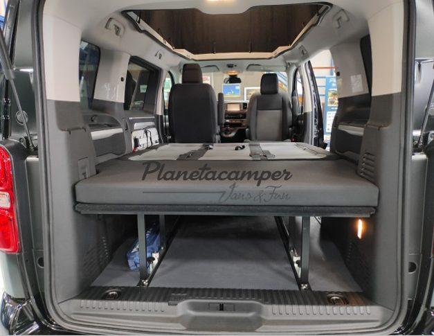 Camper nueva Citroen Spacetourer Weekender