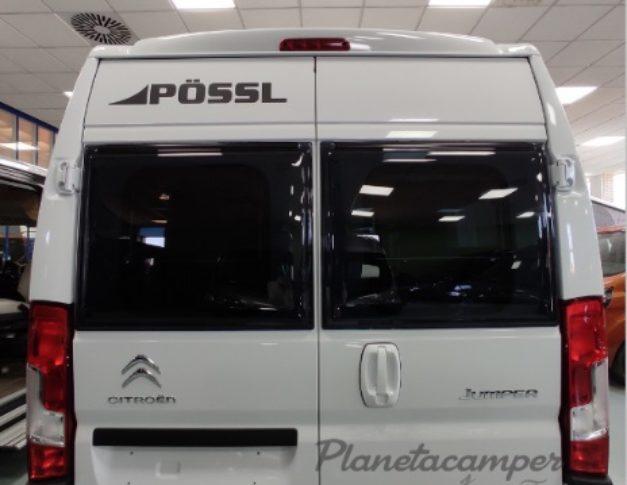 Furgoneta camper nueva Pössl 30 Edición Limitada