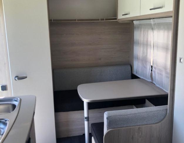 Caravana nueva Sterckeman Easy 390 CP