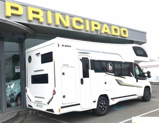 Autocaravana nueva Benimar Sport 323 2021
