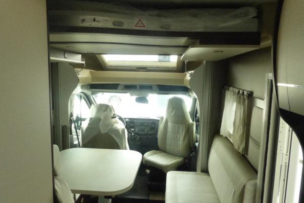Autocaravana nueva Benimar Tessoro 481