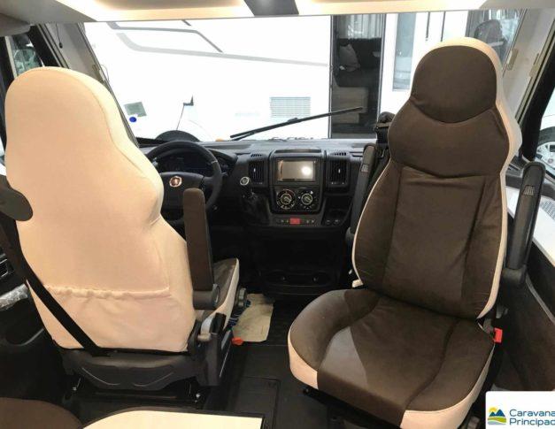 Autocaravana nueva Benimar Amphitryon 967