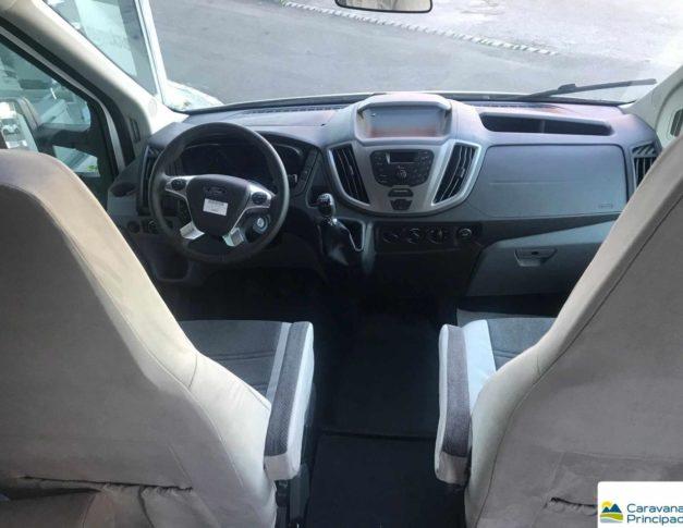 Autocaravana nueva Benimar Tessoro 467