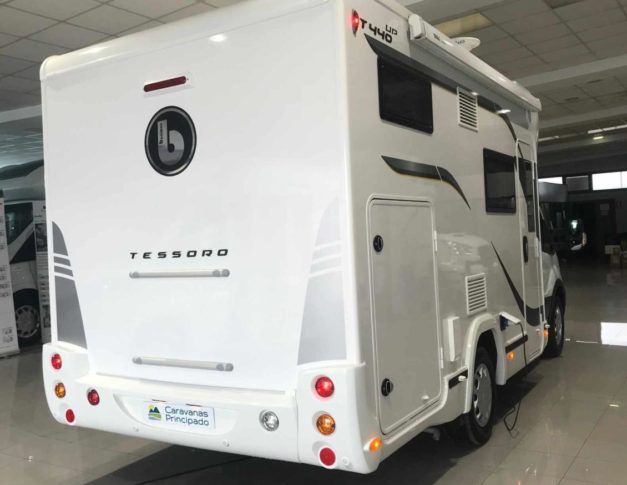 Autocaravana nueva Benimar Tessoro 440 UP 2021