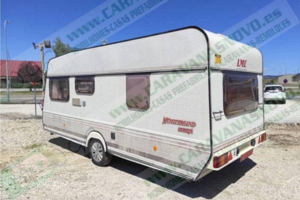 Caravana de ocasión Musterland 480