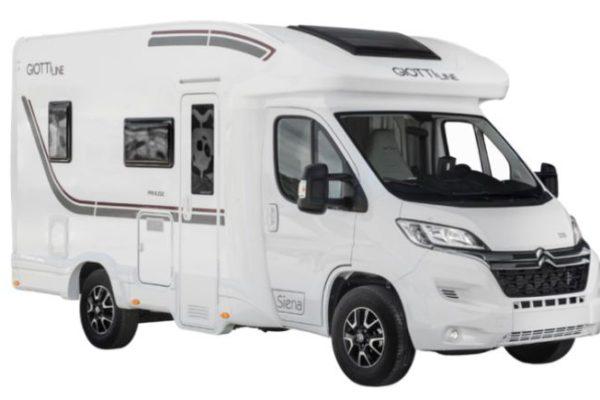 Autocaravana de alquiler Giottiline Siena 330 Privileg