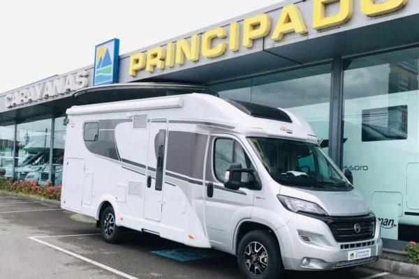 Autocaravana nueva Carado T447 Clever + Edition 2021