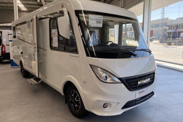 Autocaravana nueva Hymer Exsis I 678