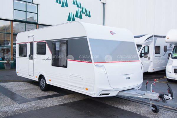 Caravana nueva Bürstner Averso 485 TS