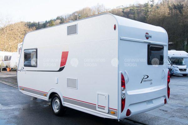 Caravana nueva Bürstner Premio Life 425 TS