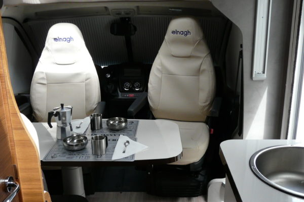 Autocaravana de alquiler Elnagh Baron 531