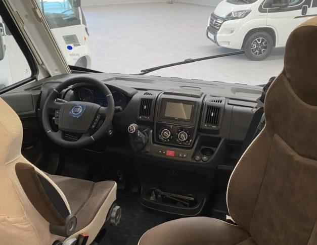 Autocaravana nueva Benimar Amphitryon 997