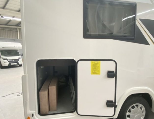 Autocaravana nueva Benimar Tessoro 495