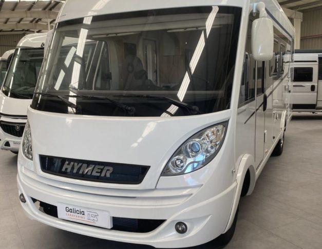 Autocaravana nueva Hymer B CL 678