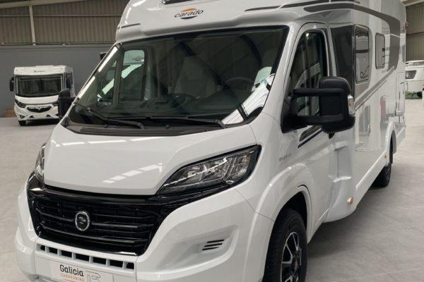Autocaravana nueva Carado T334