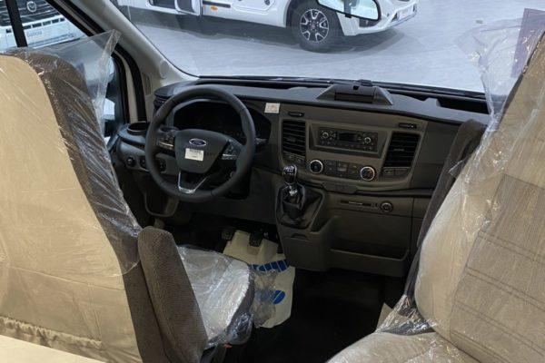 Autocaravana nueva Benimar Tessoro 442