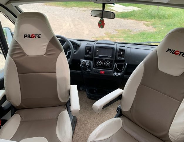 Autocaravana de alquiler Pilote P746