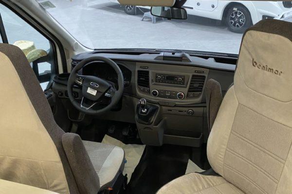 Autocaravana nueva Benimar Tessoro 463