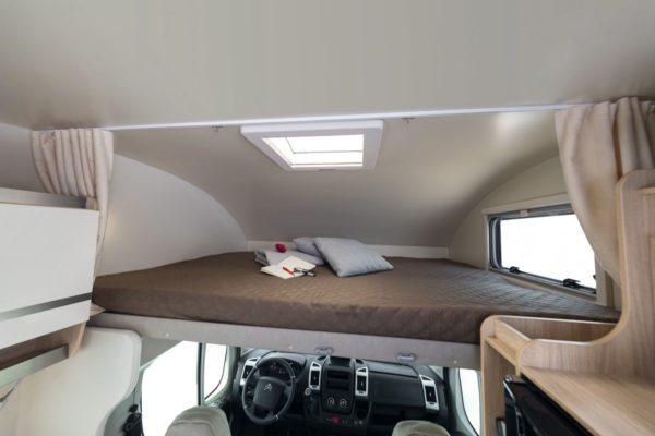 Autocaravana de alquiler Giottiline Siena 440 Privileg