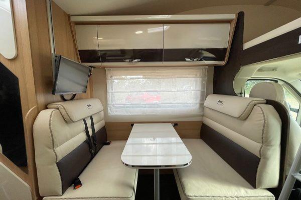 Autocaravana de alquiler McLouis GLAMYS 220