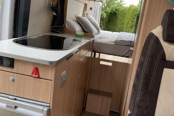 Camper de alquiler Possl Roadcar 640