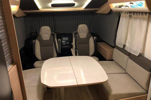 Autocaravana de alquiler Itineo FC 650