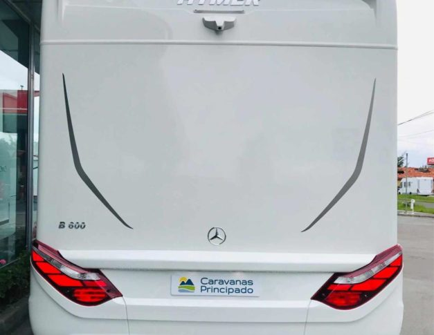 Autocaravana nueva Hymer B MC I 600