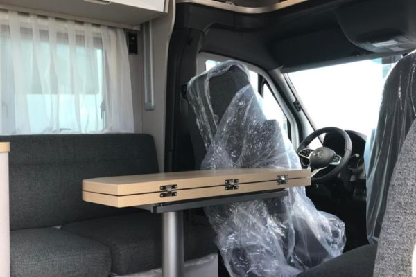 Autocaravana nueva Hymer TRAMP S 695
