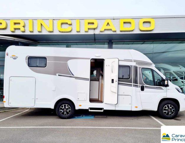 Autocaravana nueva Carado T448 2021