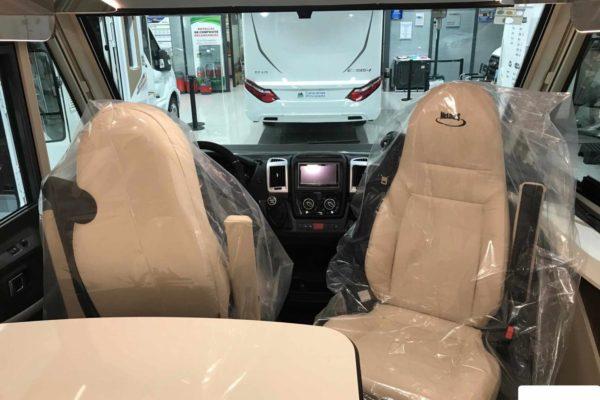 Autocaravana nueva McLouis Nevis 873G
