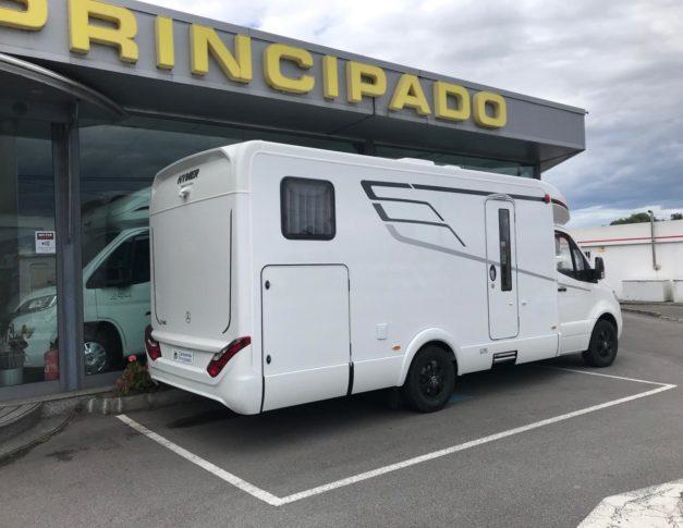 Autocaravana nueva Hymer TRAM S 685