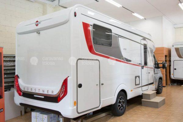 Autocaravana nueva Bürstner Lyseo TD Privilege 728