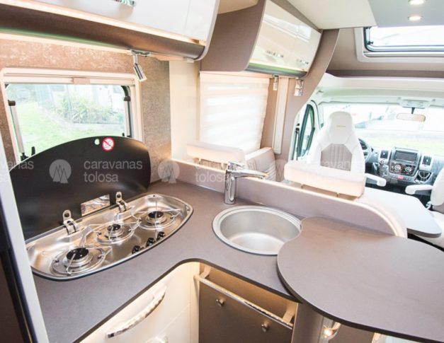 Autocaravana nueva Bürstner Lyseo TD Privilege 690 Champagne