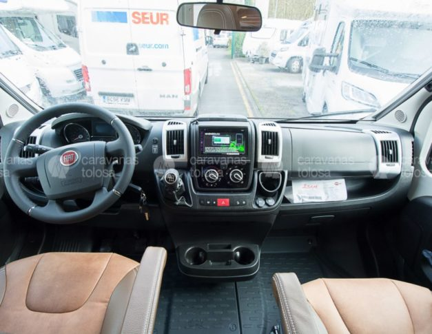 Autocaravana nueva Bürstner Ixeo Time 710 g Ed 60