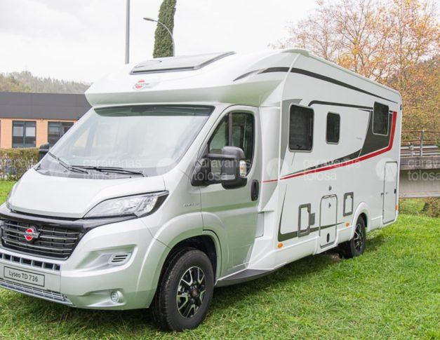 Autocaravana nueva Bürstner Lyseo TD Privilege 736
