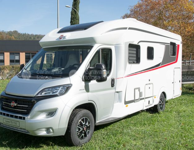 Autocaravana nueva Bürstner Lyseo TD Privilege 732