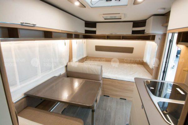 Caravana nueva Bürstner Premio 495 TK