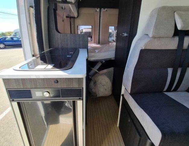 Camper nueva Benimar Benivan 105 Techo Elevable