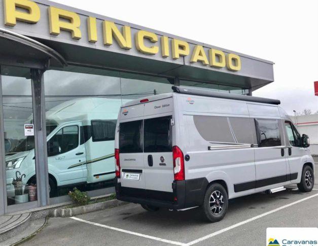 Camper nueva Carado 601 Clever Plus Edition
