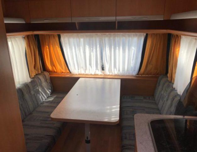 Caravana de ocasión Knaus Vimara 400LK