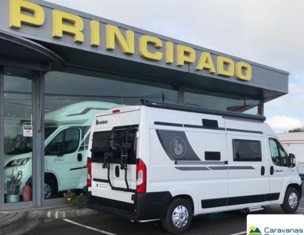 Camper nueva Benimar Benivan 116UP