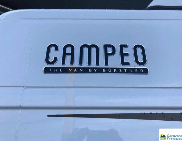 Camper nueva Burstner Campeo 600